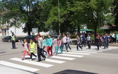 Седмица за пешеходна безопасност